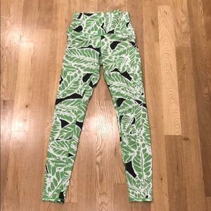 Alo high waisted work out leggings